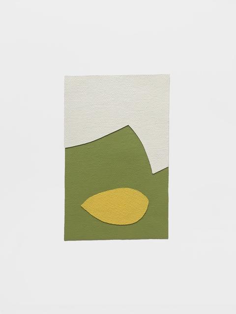 , 'G U S T  001,' 2018, Jen Mauldin Gallery