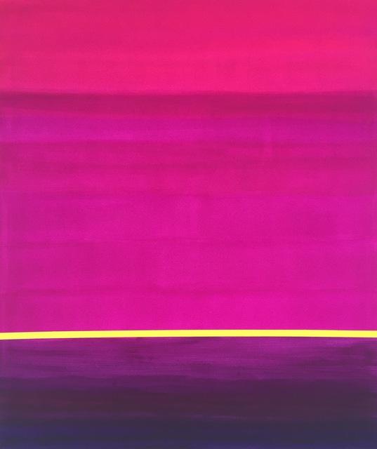 , 'Violet Flame,' 2016, Alfa Gallery