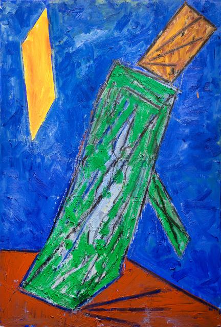 , 'Portrait of the Artist,' 2018, Corkin Gallery