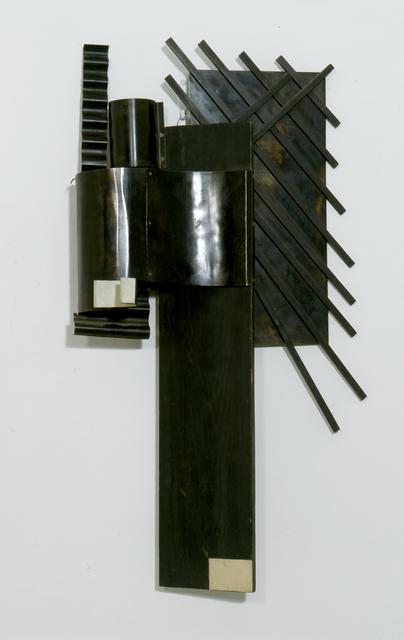 Martyn Chalk, 'Reconstruction (2/3) of Vladimir Tatlin's 'Contre-Relief' 1917, reconstructed 1983', ca. 1917, Annely Juda Fine Art