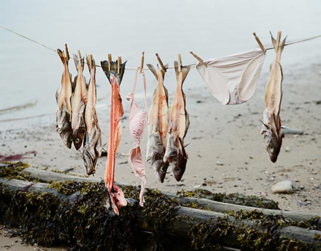 Linda Lieberman, 'Washing Line ', 2010, Siger Gallery