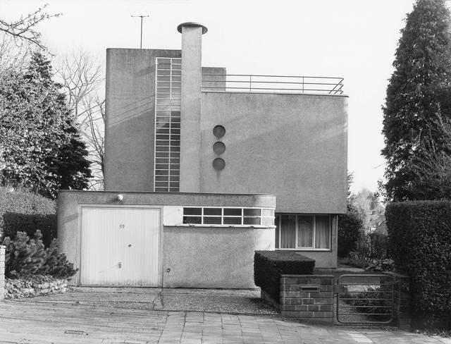 , 'Bruxelles (Villa Berteaux),' 1997, Thomas Fischer