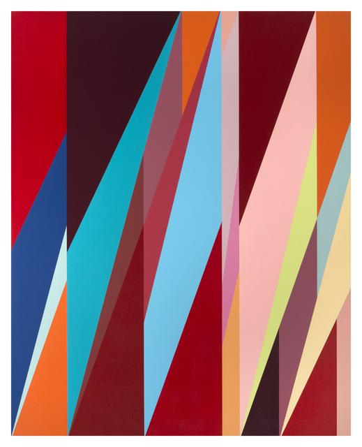 , 'Metropolitan,' 2017, Jack Shainman Gallery