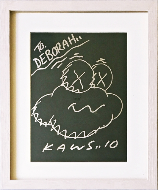 KAWS, 'Untitled Drawing ', 2010, Alpha 137 Gallery