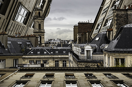, 'A Point of View, Paris,' 2018, Fabrik Projects Gallery