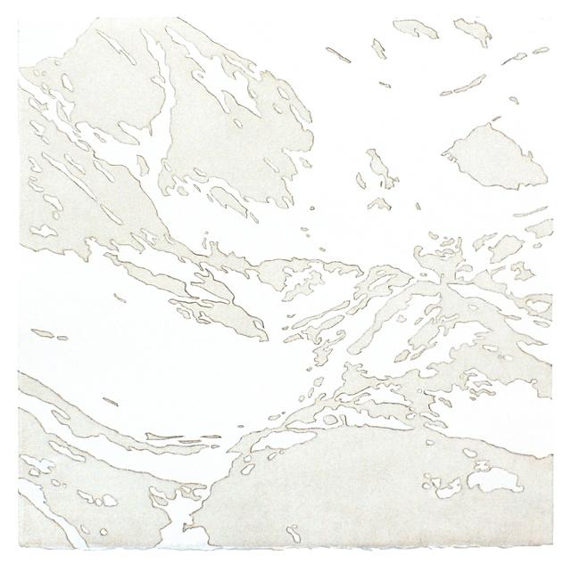, 'Beneath II,' 2015, Pele Prints