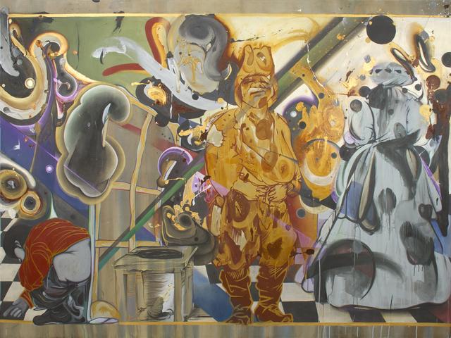 Edgar Serrano, 'Scatological Scene', 2010, Heather James Fine Art