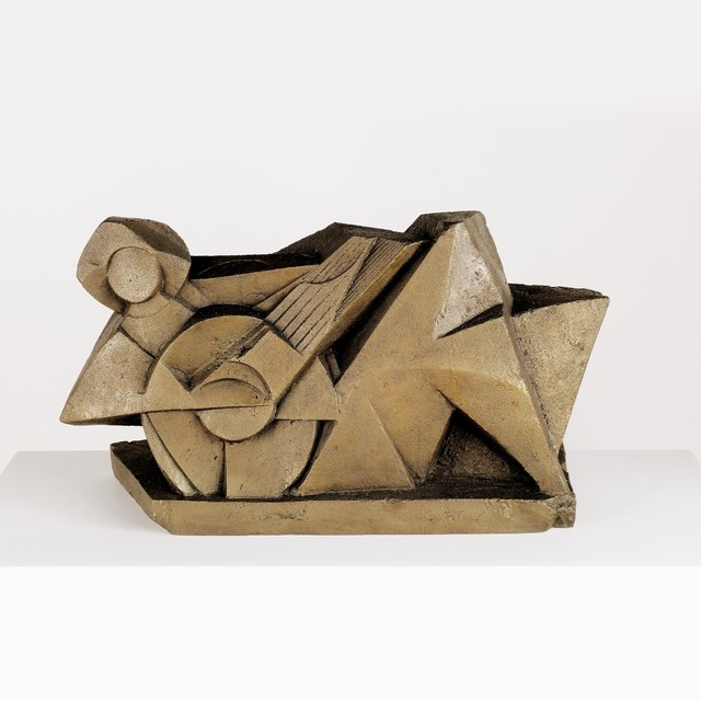 Wander Bertoni, 'Musician', Design 1949, Galerie Bei Der Albertina Zetter