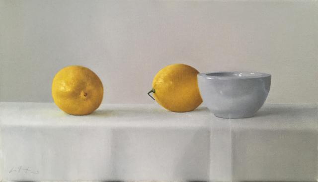 , 'Algunos limones,' 2016, Praxis