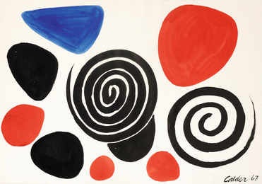 Alexander Calder, 'Untitled,' 1967, Sotheby's: Contemporary Art Day Auction
