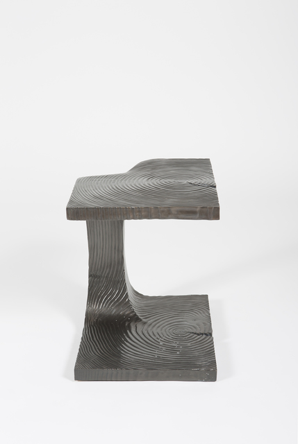 , 'Carved Side Table,' 2015, Cristina Grajales Gallery
