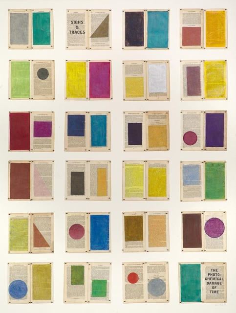 , 'Colour Chart,' 2013, Goodman Gallery