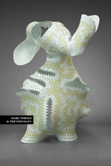 , 'Les Danseurs du Tailor Character C,' 2013, Moss Bureau