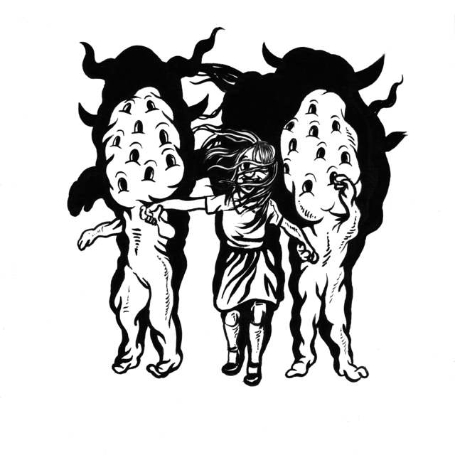 , 'Pretty Paranoid Notes#15,' 2017, heliumcowboy