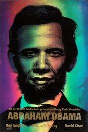 Abraham Obama (Gold Lettering)