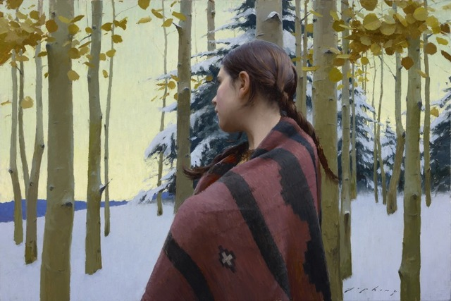 , 'Autumn Snow,' 2016, ARCADIA CONTEMPORARY