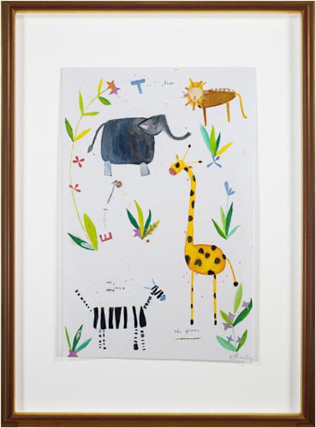 , 'Safari in the Garden KMH 014,' 2005, David Barnett Gallery