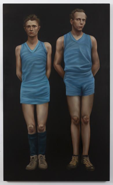 , 'U.O.,' 2016, Galerie Nathalie Obadia