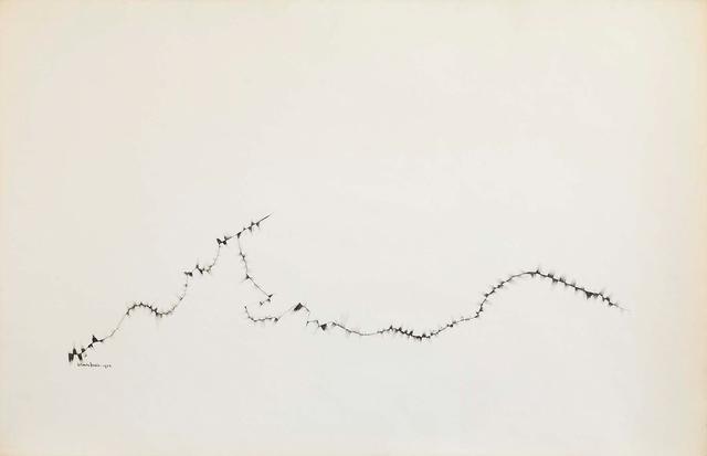 , 'Winter Branches #3,' 1953, Michael Rosenfeld Gallery