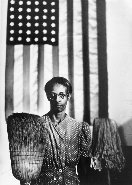 , 'American Gothic,' 1942, ClampArt