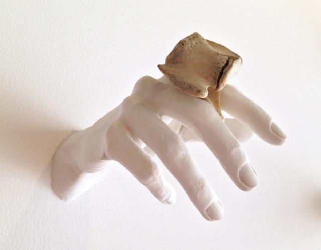 , 'Pedaços de um corpo sensível (Pieces of a sensitive body),' 2016, Boiler Galeria
