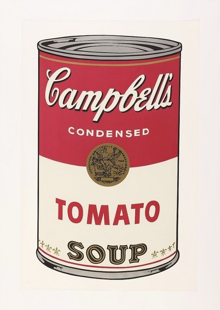 Andy Warhol, 'Campbell's Soup I: Tomato', 1968, michael lisi / contemporary art