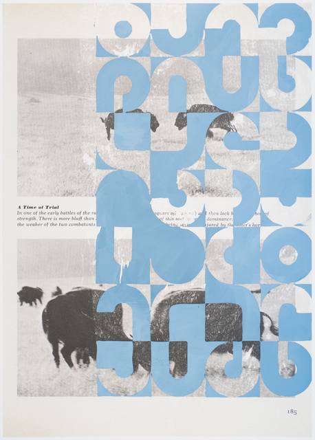 Kevin Appel, 'Untitled', 2011, Drawing, Collage or other Work on Paper, Acrylic and screen ink on paper, Iris Project