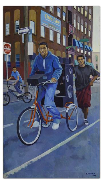 , 'Hope Street,' 2016-2018, ArtAboveReality
