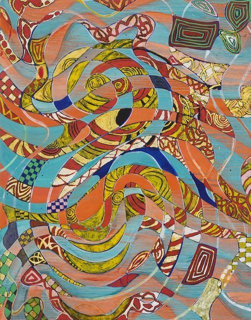 , 'Quantum Communication,' 2015, Gallery NAGA
