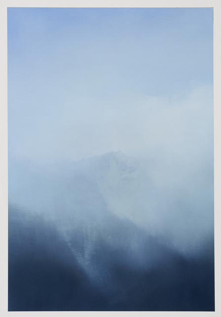 , 'Mountains of the Mind #3,' 2017, Dolan/Maxwell