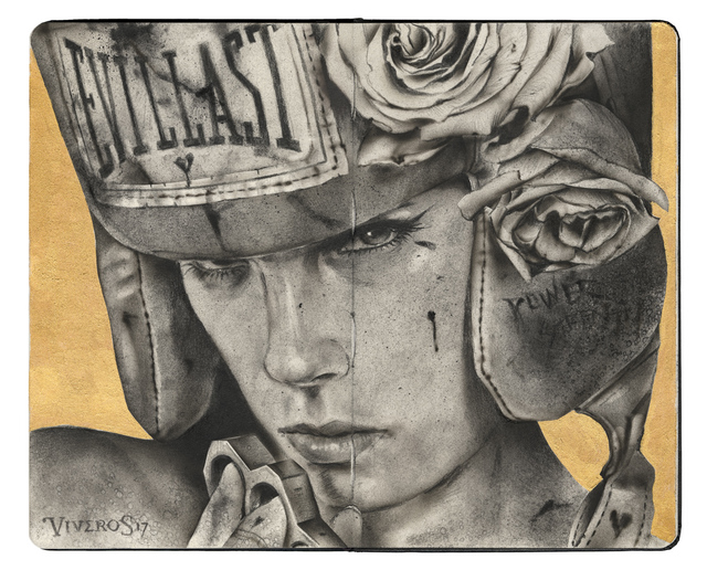 , 'Revenge,' 2017, Spoke Art