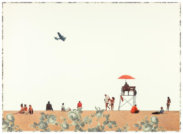 , 'Border,' 2017, Affinity ART