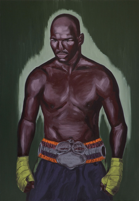 , 'Champion,' 2013, Christopher Grimes Gallery