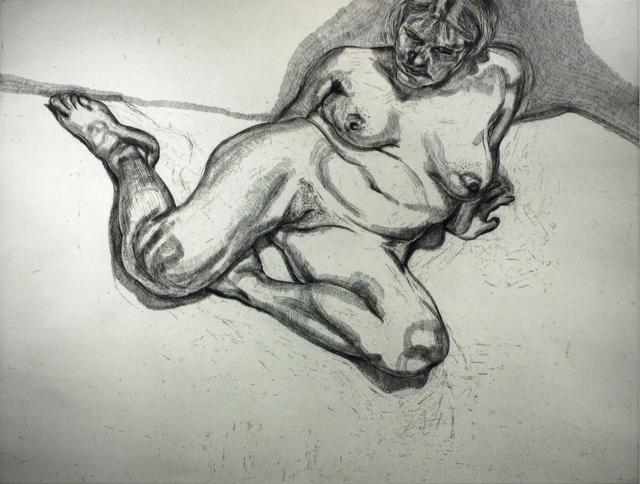 , 'Girl Sitting,' 1987, Gormleys Fine Art