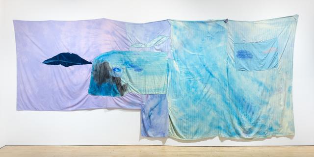 , 'Sky shroud 1,' 2015, Fleisher/Ollman