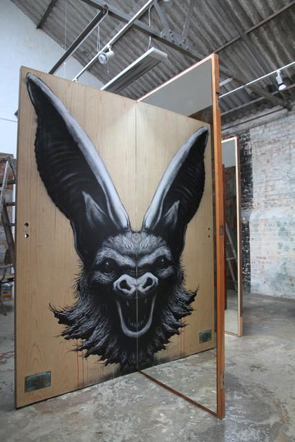 , 'Osborn Bat,' 2014, StolenSpace Gallery