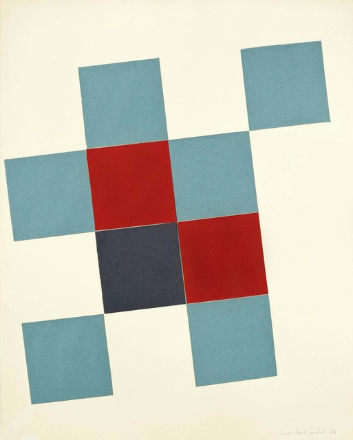 , 'Untitled,' 1952, Michael Rosenfeld Gallery