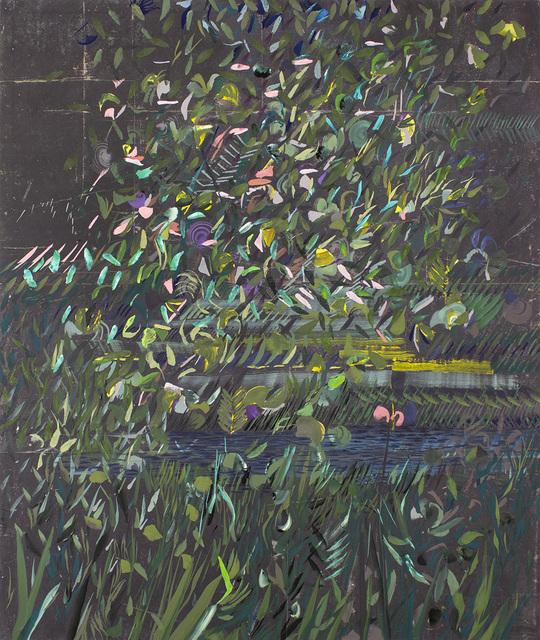, 'Night River,' 2019, Linda Hodges Gallery