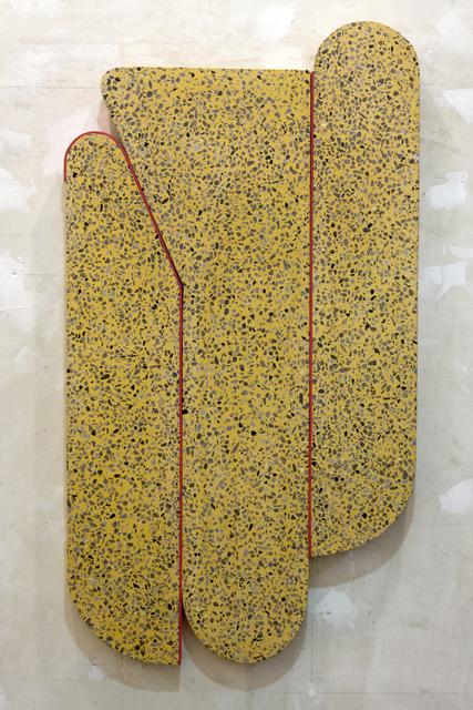 , 'Venezia Gialla,' 2015, Federica Schiavo Gallery