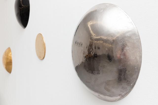 , 'Dome  (platinum lustre),' 2015, Galerie pompom