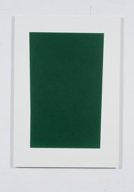 , 'Q-53,' 2015, BERG Contemporary