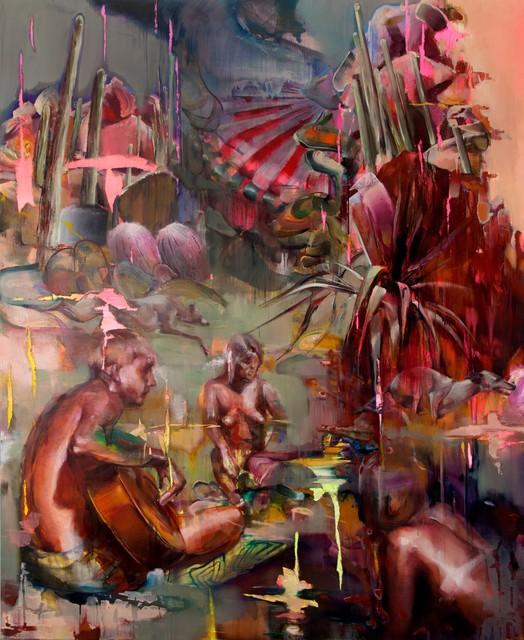 , 'Heat,' 2019, Lachenmann Art