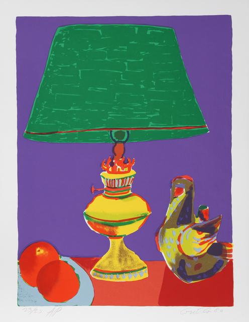 John Grillo, 'Pajaro (Green Lamp)', 1980, RoGallery