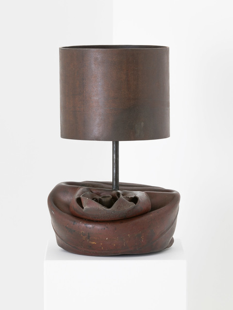 , 'Lamp made by The Hammer,' 2017, Fisher Parrish Gallery