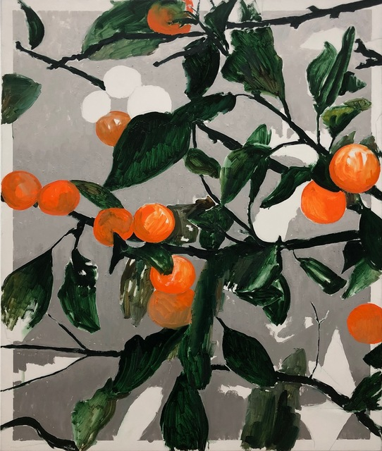 , 'Orange Tree,' 2019, bo.lee gallery