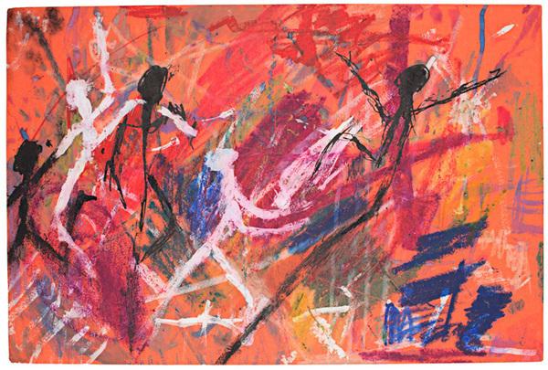 Reginald K Gee, 'Untitled', c. 1985, David Barnett Gallery