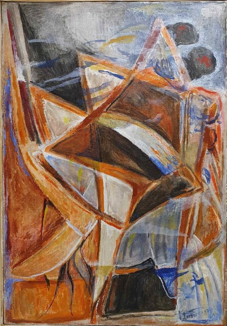 , 'Expression,' ca. 2003, Museum Painting Gallery