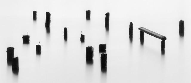 Brian Kosoff, 'Abstract Pilings', 2003, Gallery 270