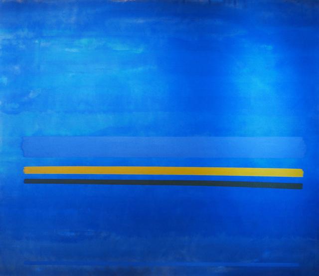 , 'Blue Prairie #7,' 1973, Nikola Rukaj Gallery