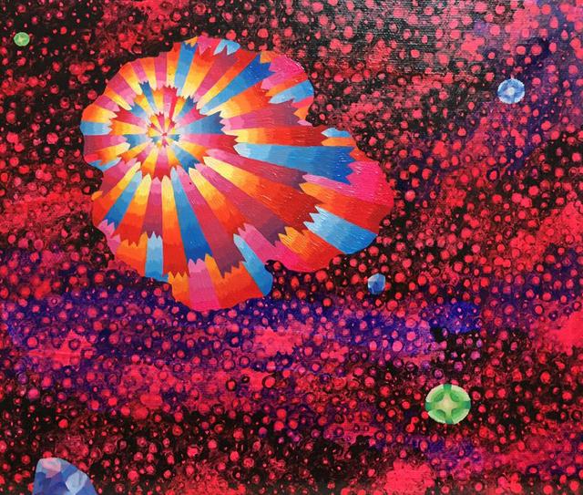 , 'Pattern S-1,' 2017, Leehwaik Gallery